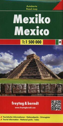 MÉXICO  1:1.500.000
