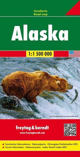 ALASKA 1:1.500.000