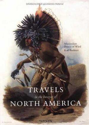 TRAVESL IN THE INTERIOR OF NORTH AMERICA