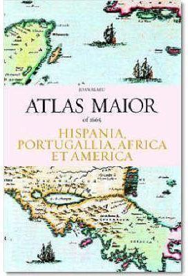 HISPANIA PORTUGAL ATLAS MAIOR
