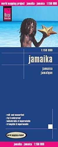 JAMAICA  *MAPA REISE 2012*  1 : 150 000