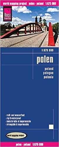 POLONIA 1:850000 IMPERMEABLE