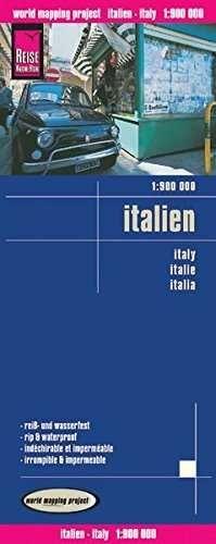 ITALIEN 1:900000