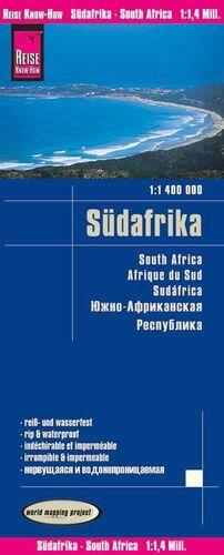 SUDÁFRICA 1:1.400.000 IMPERMEABLE