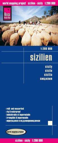 SICILIA 1:200.000 IMPERMEABLE