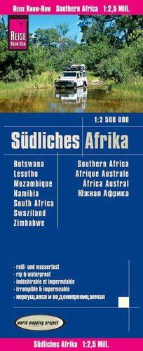 ÁFRICA AUSTRAL 12.500.000 IMPERMEABLE