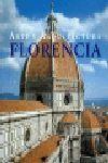 FLORENCIA. ARTE Y ARQUITECTURA.