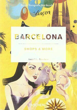 BARCELONA SHOPS & MORE