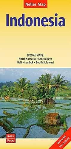 INDONESIA 1:4.500.000 -NELLES