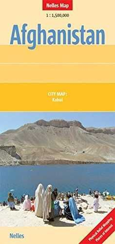 AFGHANISTAN  *NELLES MAP 2014*   1 : 1 500 000