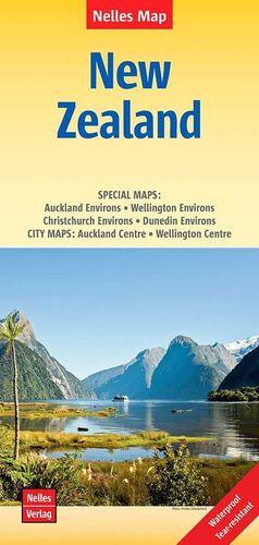 NEW ZEALAND 1:1.250.000 -NELLES