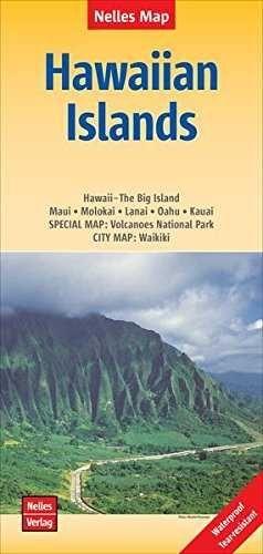 HAWAIIAN ISLANDS 1:150.000/1:330.000 -NELLES