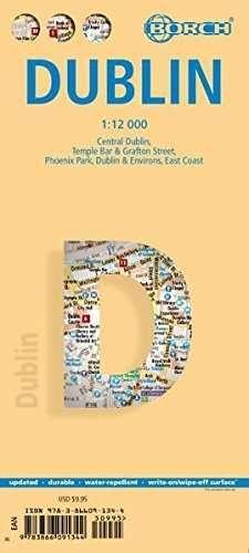 DUBLIN. 1: 12 00. BORCH MAP