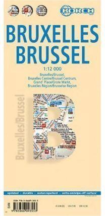 BRUSELAS BORCH MAP