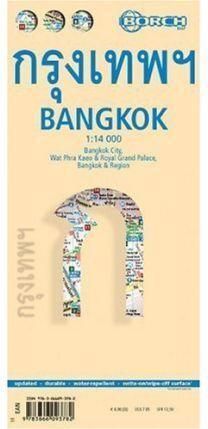 BANGKOK  BORCH MAP