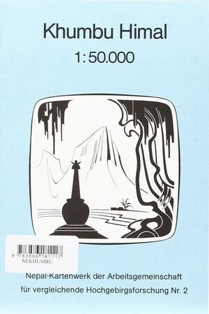 ANNAPURNA  1:100.000    NEPAL