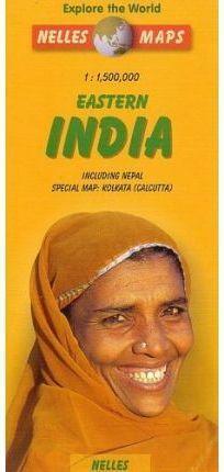 EASTERN INDIA  1:1,500,000