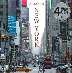 A DAY IN NEW YORK. 4 CD'S MUSICA