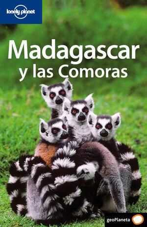 MADAGASCAR Y LAS COMORAS