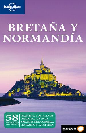 BRETAÑA Y NORMANDÍA 1
