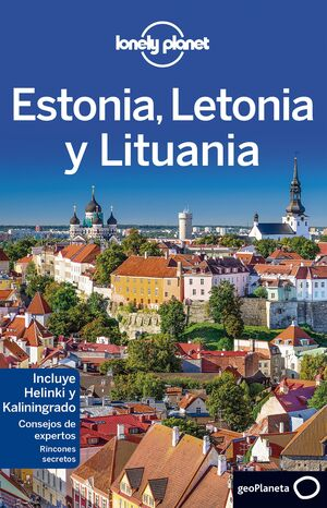 ESTONIA, LETONIA Y LITUANIA 3