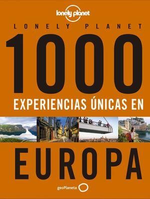 1000 EXPERIENCIAS ÚNICAS - EUROPA