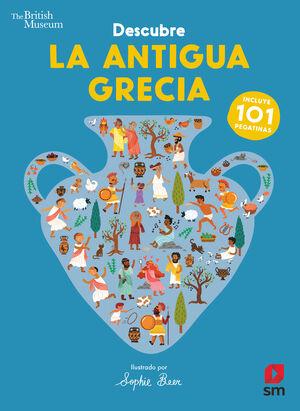 DESCUBRE LA ANTIGUA GRECIA