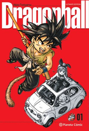 DRAGON BALL ULTIMATE Nº 01/34