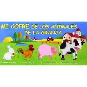 MI COFRE DE ANIMALES DE LA GRANJA