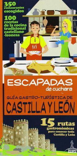 GUIA GASTRO-TURÍSTICA DE CASTILLA Y LEÓN