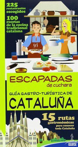 GUIA GASTRO-TURÍSTICA DE CATALUÑA