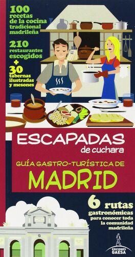GUIA GASTRO-TURÍSTICA DE MADRID