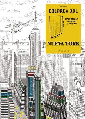 COLOREA XXL. NUEVA YORK