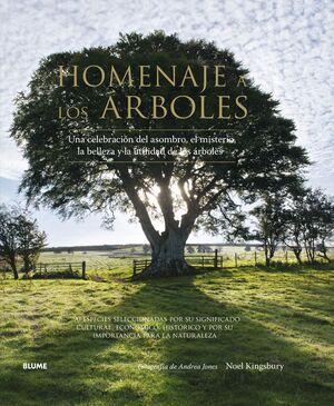HOMENAJE A LOS ÁRBOLES