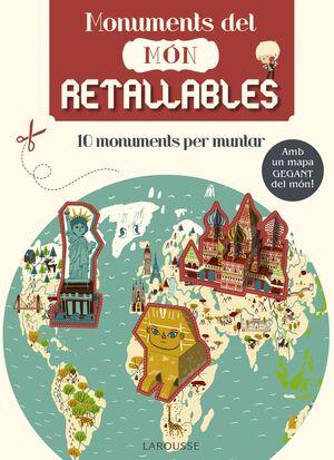 MONUMENTS DEL MÓN. RETALLABLES