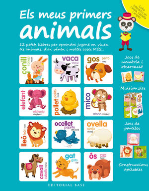ELS MEUS PRIMERS ANIMALS