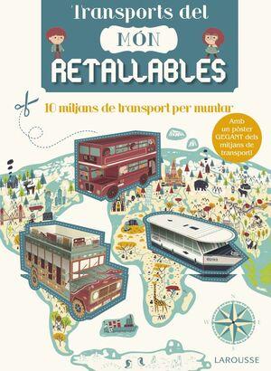 TRANSPORTS DEL MÓN RETALLABLES