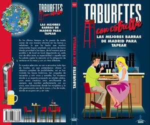 TABURETES CON  ESTRELLA