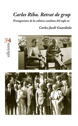 CARLES RIBA. RETRAT DE GRUP
