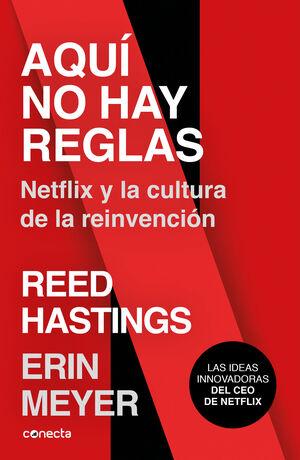 AQUÍ NO HAY REGLAS