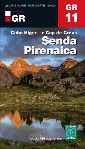 GR 11 SENDA PIRENAICA CABO HIGER-CAP DE CREUS
