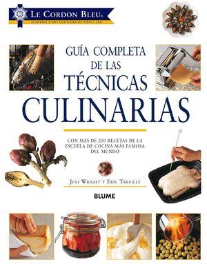 GUÍA COMPLETA TÉCNICAS CULINARIAS (2019)