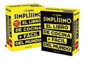 SIMPLÍSIMO DOBLE. LOS LIBROS DE COCINA + FÁCILES DEL MUNDO