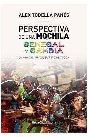 PERSPECTIVA DE UNA MOCHILA. SENEGAL Y GAMBIA