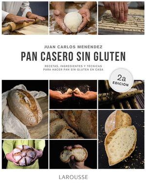 PAN CASERO SIN GLUTEN