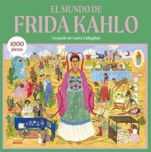 MUNDO DE FRIDA KAHLO