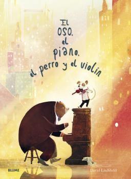 OSO, EL PIANO, EL PERRO Y EL VIOLÍN