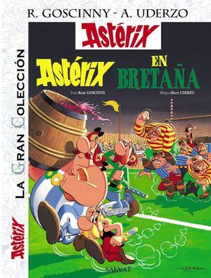 ASTÉRIX EN BRETAÑA. LA GRAN COLECCIÓN