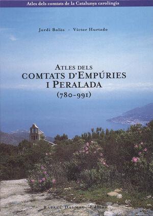 ATLES DELS COMTATS D'EMPÚRIES I PERALADA (780-991)