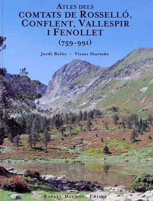 ATLES DEL COMTATS DE ROSSELLÓ, CONFLENT, VALLESPIR I FENOLLET